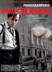 Max Manus filmplakat
